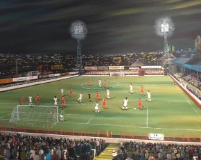 Bradford v Liverpool