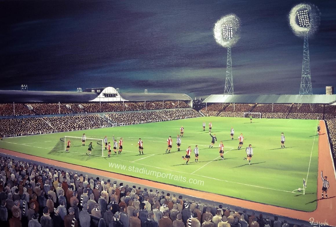 Newcastle v Feyenoord