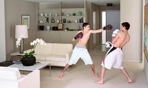 Jeff Wall - boxing