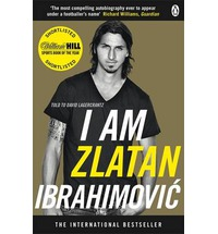 zlatan - book cover