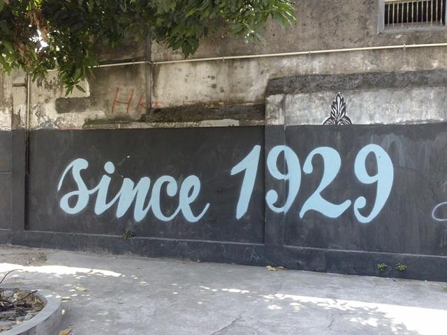 Since 1929 Jl.Tirtodipuran