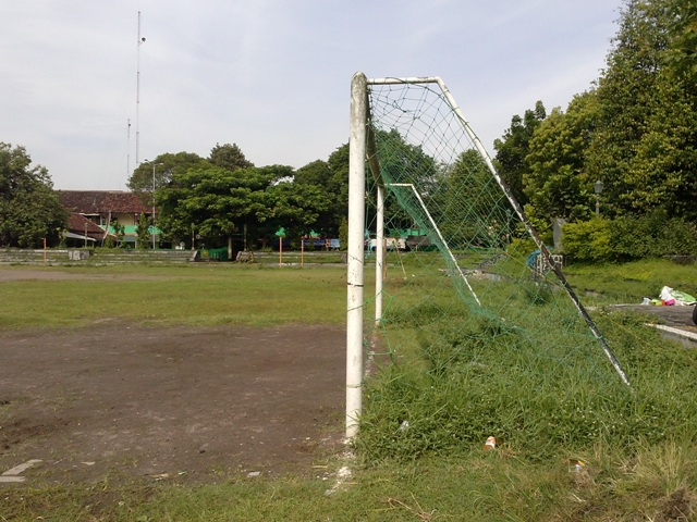 Lapangan Minggiran, South End Looking East