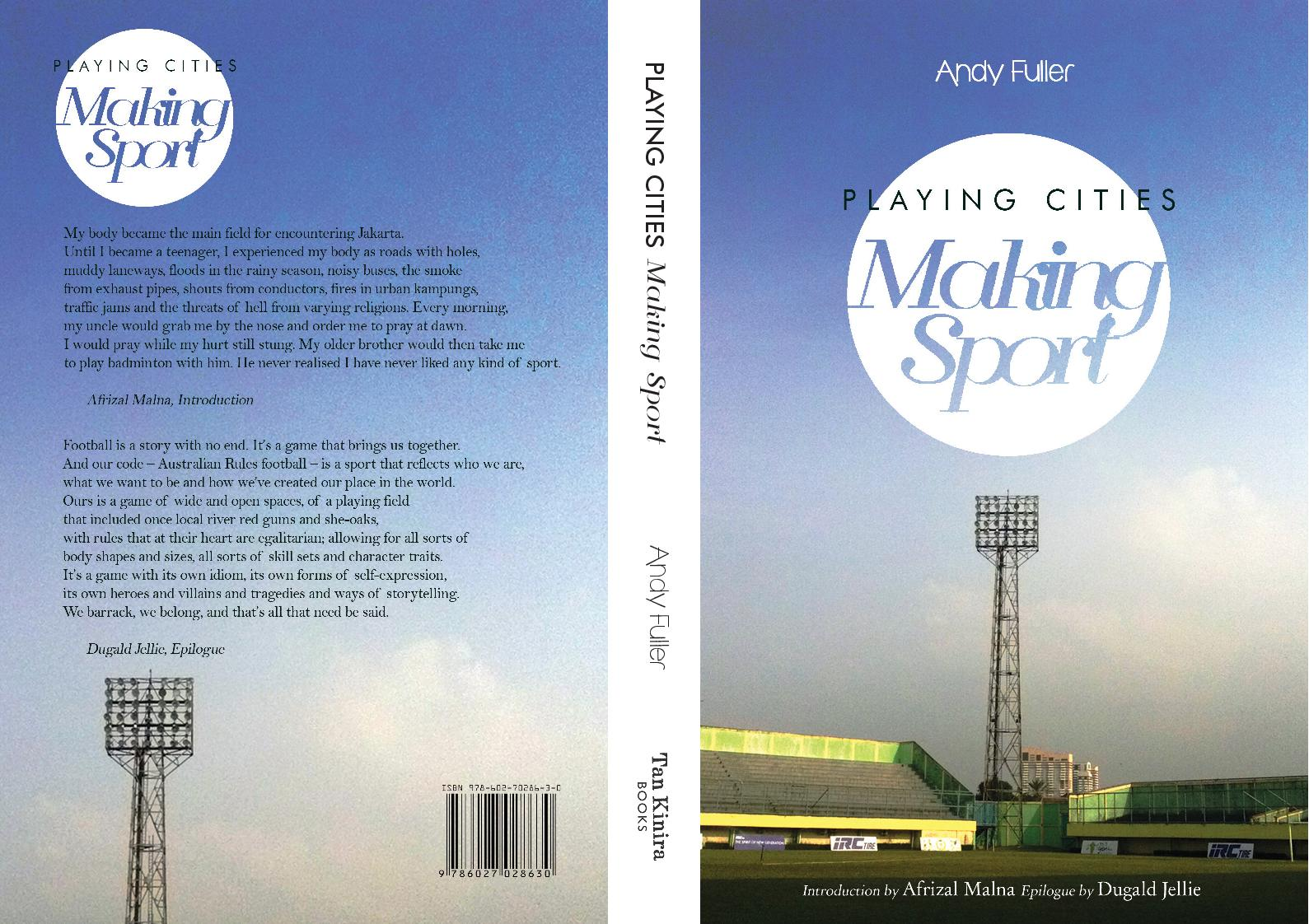 Playing Cities Making Sport Cover