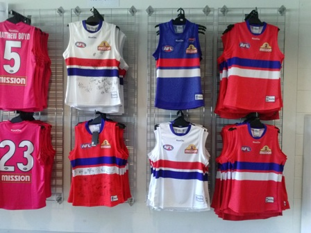 Western Bulldogs Fresh Stock
