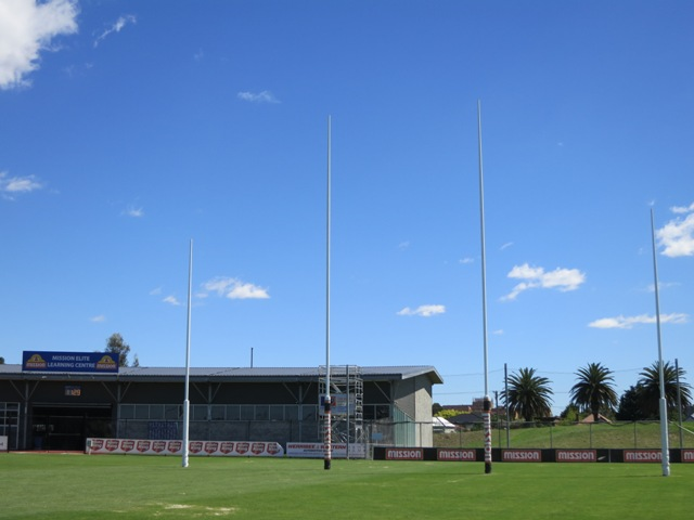 Western Oval North End - Small
