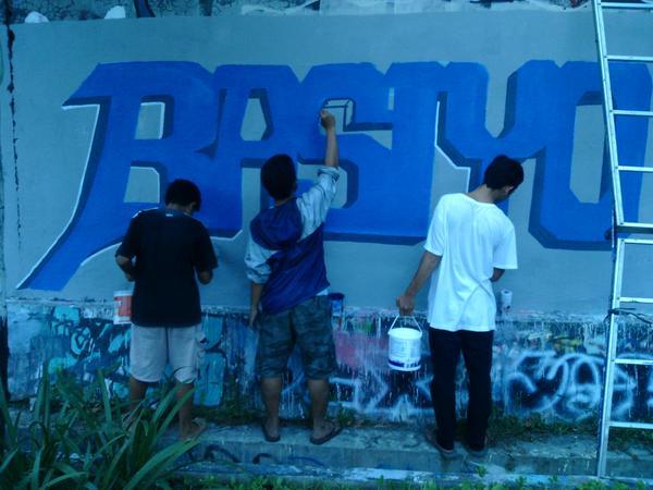 Brajamusti - Mural