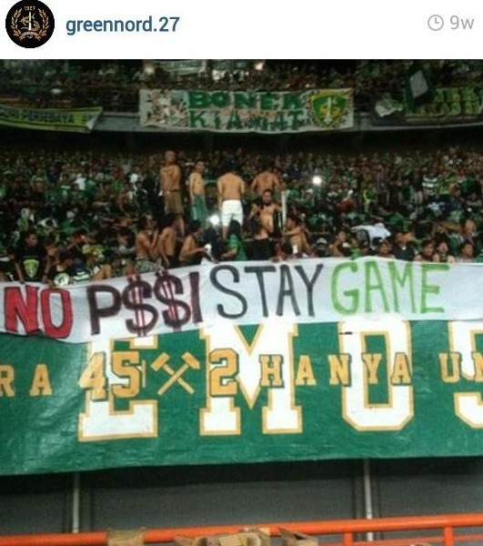 No PSSI Stay Game