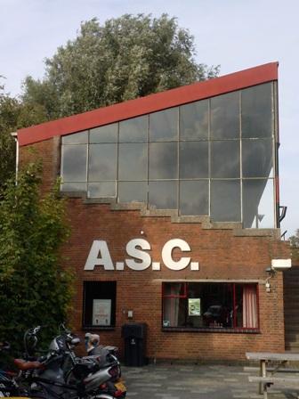 ASC grandstand