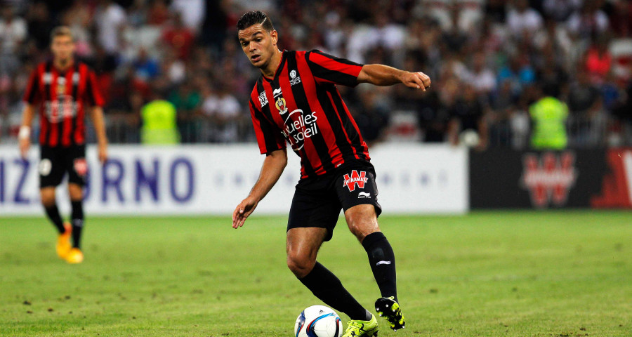 Hatem BEN ARFA - 08.08.2015 - Nice / Monaco - 1er journee de Ligue 1 Photo : Jean Christophe Magnenet / Icon Sport