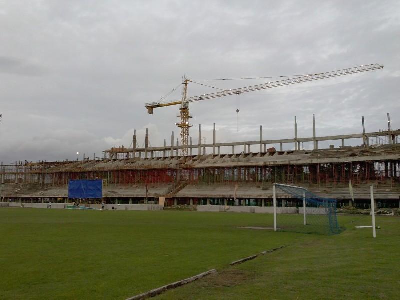 Mandala Krida South End & Eastern Stand